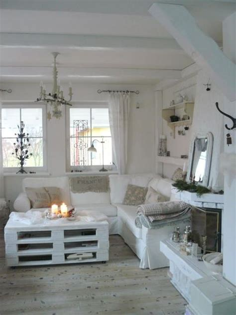 mixing gray  brown colors  white decorating ideas cozy shabby chic interiors