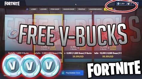fortnite vbucks hack fortnite free v bucks glitch unlimited vbucks hack