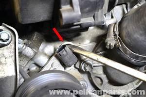 Mercedes-benz W203 Coolant Temperature Sensor Replacement