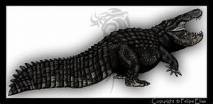 #purussaurus | Explore purussaurus on DeviantArt