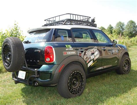 Lifted MINI Cooper Countryman-Project Ironman   Mini cooper countryman, Mini countryman, Mini cooper