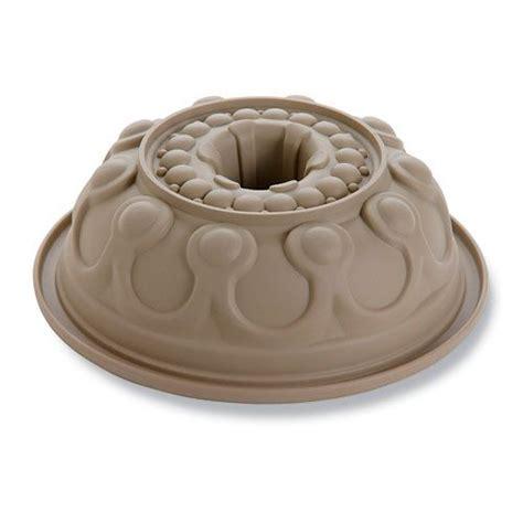 silicone crown cake pan