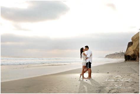 Solana Beach Engagement Session  San Diego Wedding