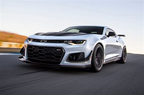 chevrolet camaro zl le   supercharged