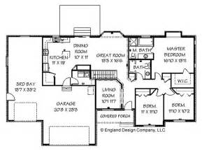 ranch style floor plans ranch style house floor plans with basement shotgun house house blueprints and plans