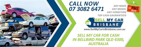 Sell My Car For Cash In Bellbird Park Qld 4300, Australia