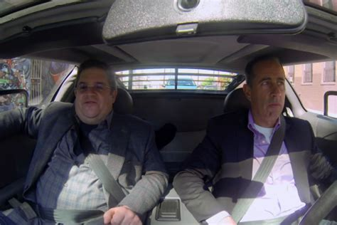 patton oswalt in seinfeld patton oswalt joins jerry seinfeld for new episode of
