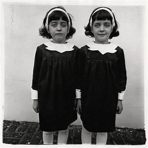 Diane Arbus Identical twins Roselle N.J