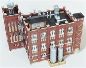 Model Trains Buildings HO Scale