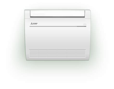 floor mounted indoor units mitsubishi electric cooling heating