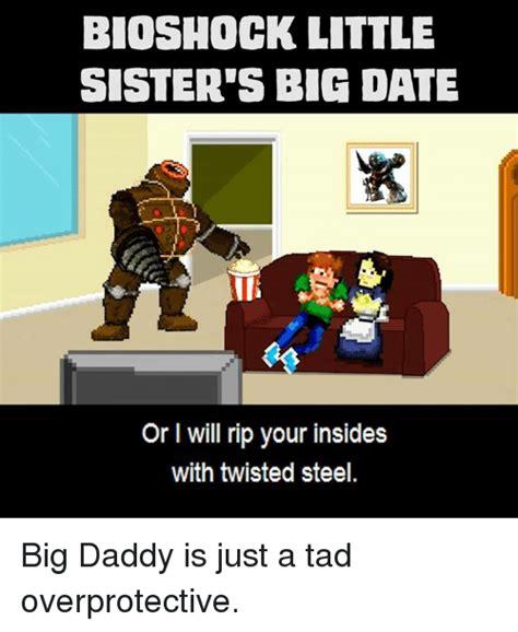 Big Daddy Meme - 25 best memes about bioshock bioshock memes