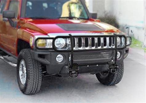 tac grill guard fit   hummer    hummer