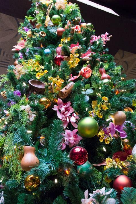 christmastime  disneys polynesian resort
