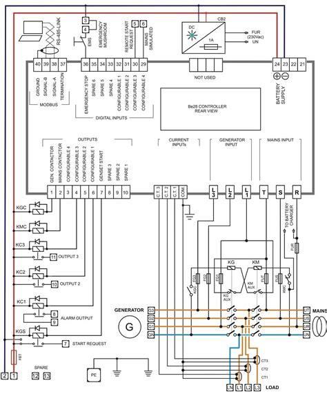 Generac Ats Wiring Diagram Images