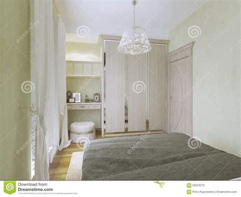 chambre a coucher avec coiffeuse cuisine vue de coiffeuse et de garde robe dans la chambre