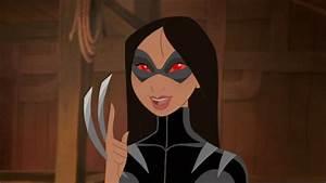 Disney Princesses As X Men