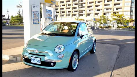fiat  review fuel economy test fill  costs