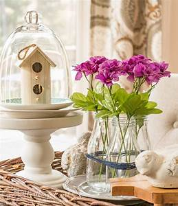 Adding, A, Touch, Of, Spring, With, Farmhouse, Flower, Ideas