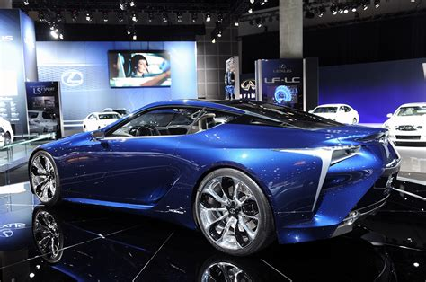 lexus blue lexus lf lc blue photo gallery autoblog