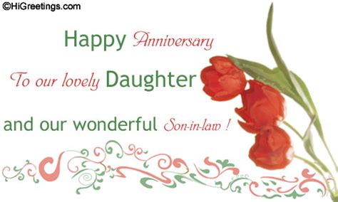 marriage anniversary quotes  daughter  son  law quotesgram