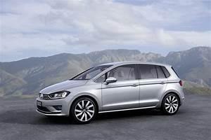 Volkswagen Golf Prix : volkswagen golf sportsvan 2014 la gamme et les prix l 39 argus ~ Gottalentnigeria.com Avis de Voitures