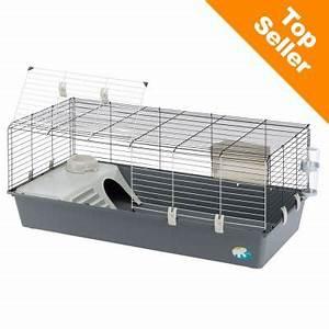 Cage A Cochon D Inde : rabbit 120 cage pour lapin et cochon d 39 inde zooplus ~ Dallasstarsshop.com Idées de Décoration