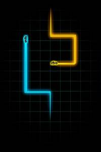 TRON iPhone iOS 4 Home Screen Wallpaper