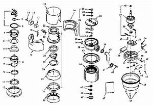 Kenmore Model 17568563 Garbage Disposal Genuine Parts