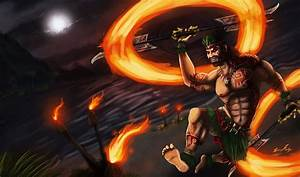 Draven - League of Legends Wallpapers