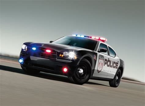 2010 Dodge Charger Police Car