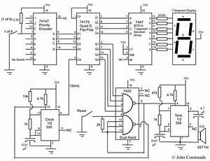 quiz buzzer frugalphysics With quiz circuit