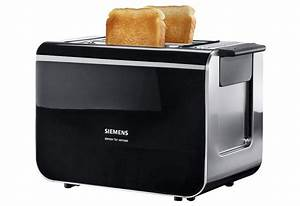 Toaster Mit Backofen : siemens toaster sensor for senses mit quarzglasheizung f r 2 scheiben online kaufen otto ~ Whattoseeinmadrid.com Haus und Dekorationen