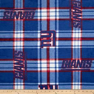 Plaid New York : nfl fleece new york giants plaid blue red discount ~ Teatrodelosmanantiales.com Idées de Décoration
