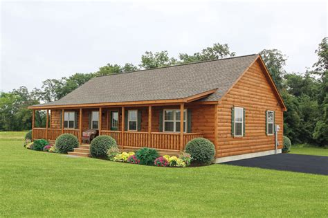 modular log cabin homes musketeer log cabins manufactured in pa cozy cabins