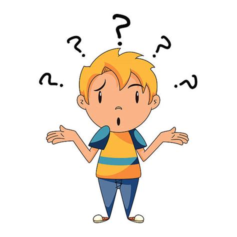child thinking clipart  cliparts