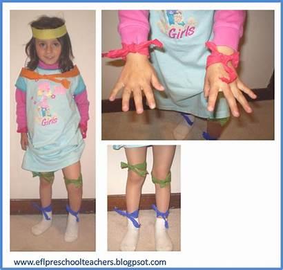 Theme Preschool Paper Esl Efl Teachers