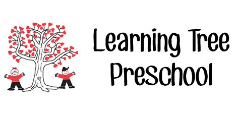 learning tree preschool 293 | LTP and Name 1