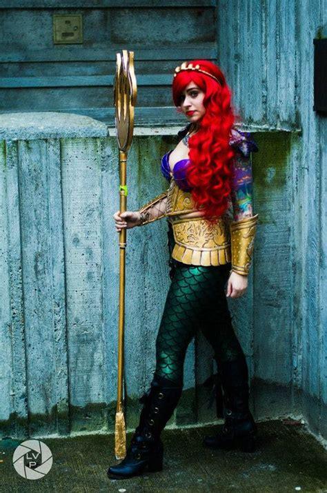 Ariel And Ursula 8 Disney Warrior Disney Cosplay