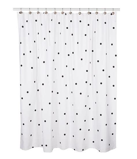 kate spade new york deco dot shower curtain dillards
