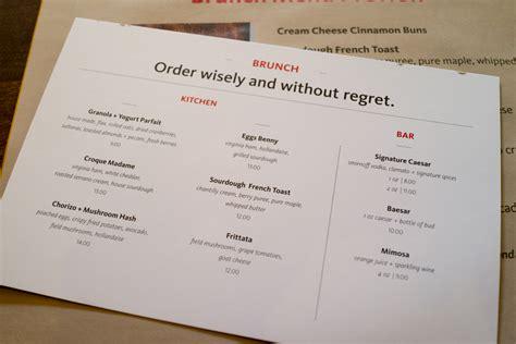 earls kitchen and bar menu earls kitchen bar new brunch menu is the