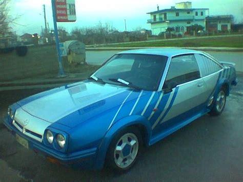 Elinas 1979 Opel Manta Specs, Photos, Modification Info At