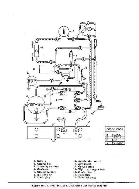 Harley Davidson Golf Cart Wiring Diagram Pdf by 1964 D Wireing Help