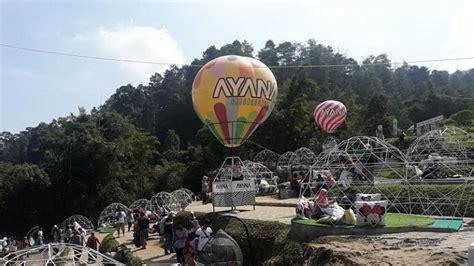 obyek wisata bandungan semarang tempat wisata indonesia