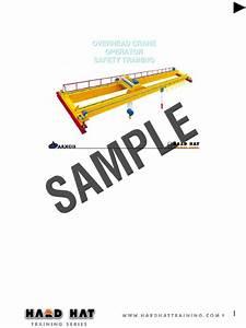 Overhead Crane Instructors Notes Pdf