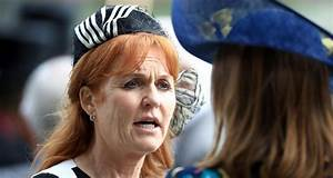 "Palace aides tell Sarah Ferguson to ""grow up"" and ""get a ..."