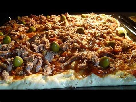 recette de cuisine tunisienne pizza tunisienne recette tunisienne