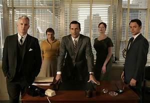 The evolution of 'Mad Men' style