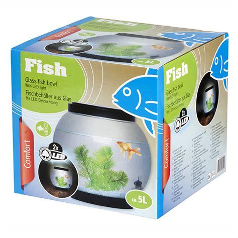 aquarium bocal 224 led maison fut 233 e