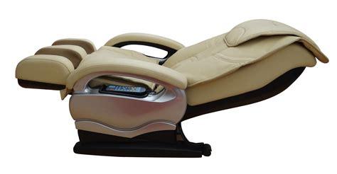 Poltrona Relax Con Cinque Tipi Di Massaggio Shaitsu