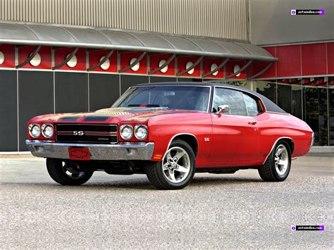 1970 Chevy Chevelle Ss Convertible 2-door Muscle Cars